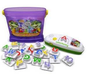 Leapfrog Letter Factory Phonics & Numbers Playset
