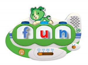 Leapfrog Fridge Words Magnetic Word Builder