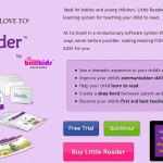 BrillKids Little Reader Deluxe learning system