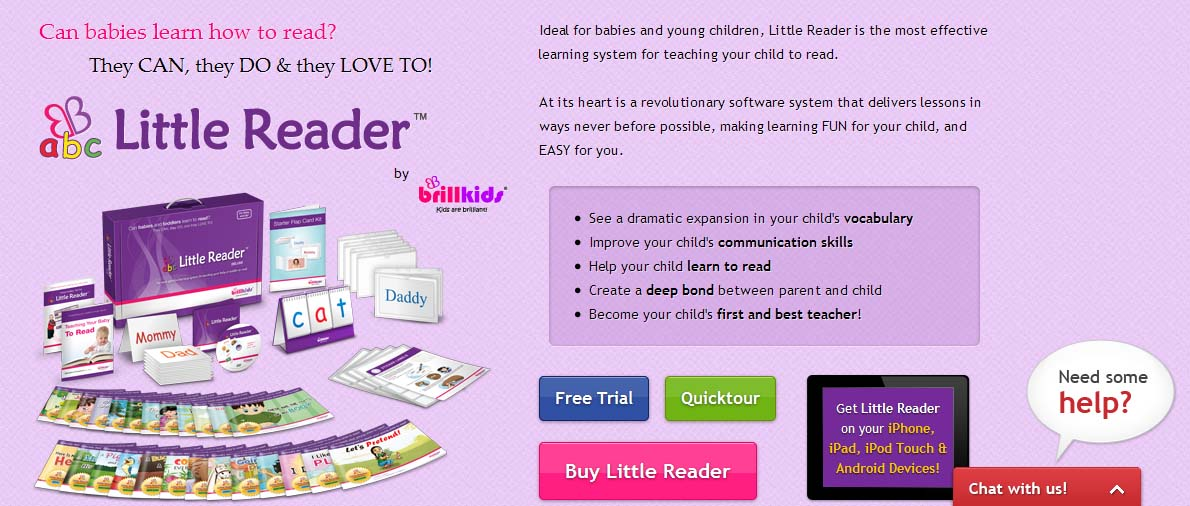 Brillkids Little Reader Review My Take My Toddler Is