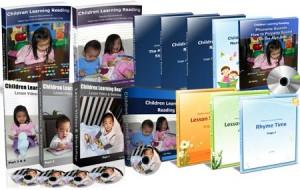 Premium edition of Children Learning Reading program
