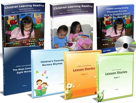 Standard edition of Children Learning Reading program