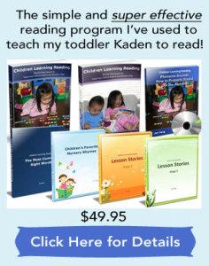 Children Learning Reading program by Jim Yang.